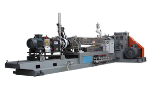 Recycling and Pelletizing Machine equipment 2
