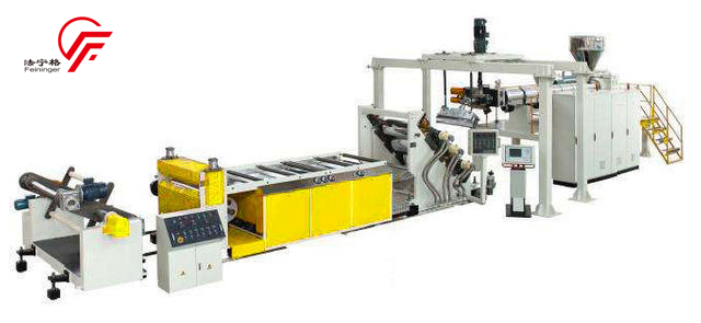 What Is The PET Foam Production Line?